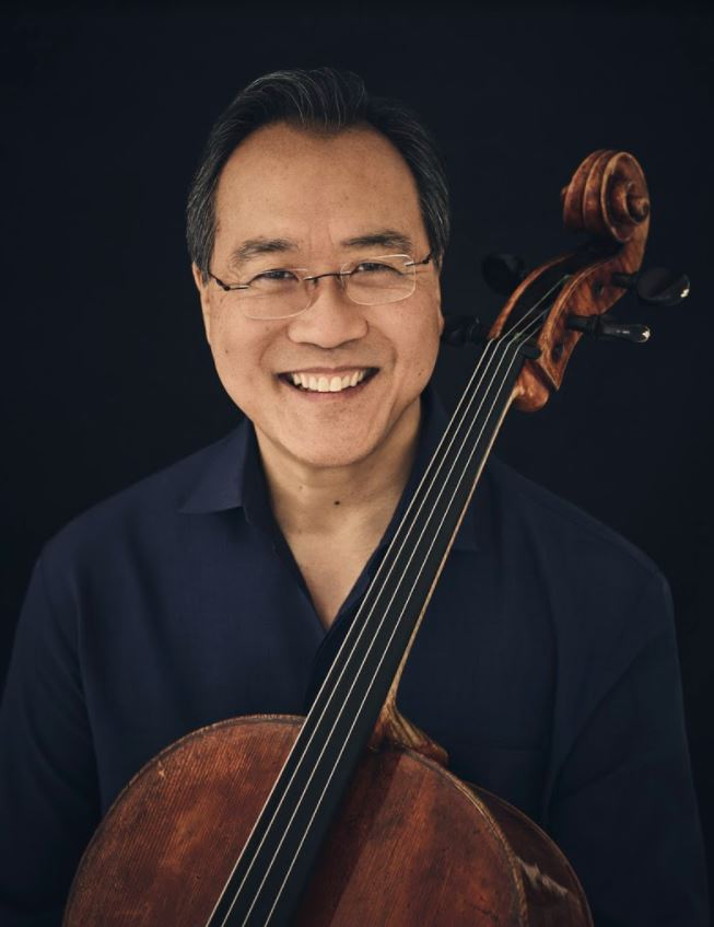 Photo of Yo-Yo Ma